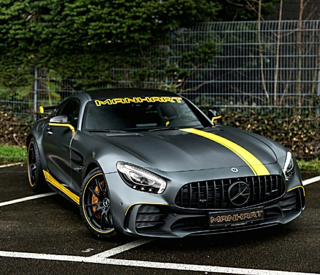 Manhart Mercedes Benz AMG GTR Z litwhips Cool whips