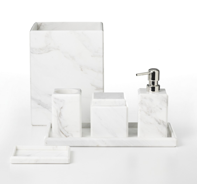 Carrera Marble Bathroom Accessories Bath Accessories Design