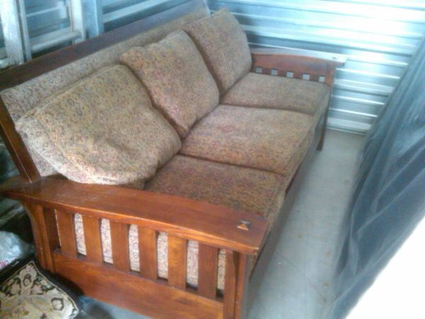 arts and crafts sofa for our new home pinterest. Black Bedroom Furniture Sets. Home Design Ideas