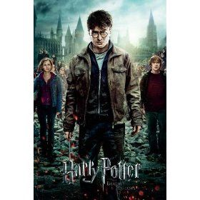 Poster: Harry Potter And The Deathly Hallows