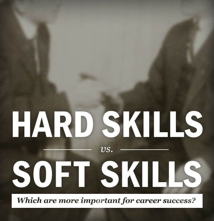 Hard Skills Vs Soft Skills Why You Need Both to Succeed I am a - resume hard skills