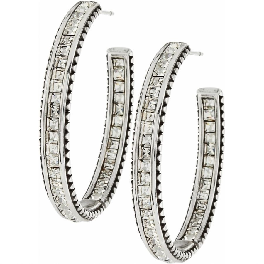 Brighton Spectrum Large Hoop Earrings To Purchase Call 9517345989 Looking  For The