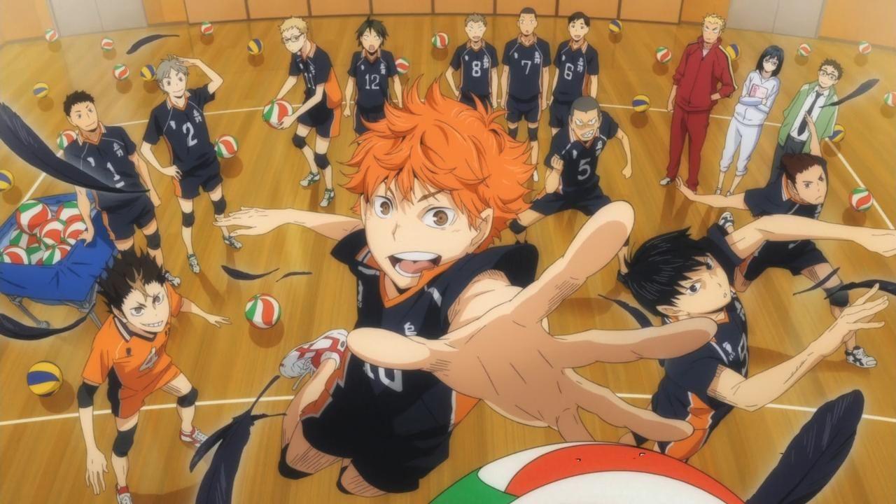 Pin by . on HAIKYUU!! Haikyuu anime, Haikyuu characters