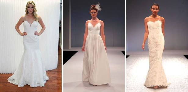 With Rustic Style Wedding Dresses