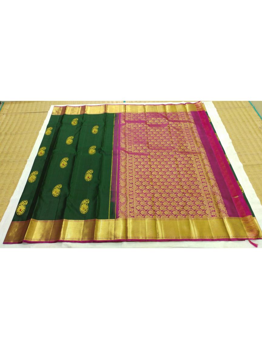 af1313022d Kanchipuram Fancy Silks 122 - Kanchipuram Sri Madheswaran Silks Sarees Shop