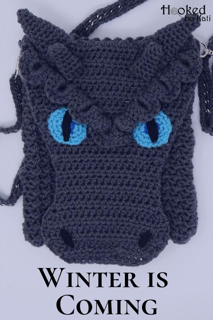 Frost Dragon Mods For Dragon Cross Body Bag Pattern Crochet For