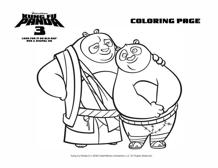 Kung Fu Panda 3 - Giveaway