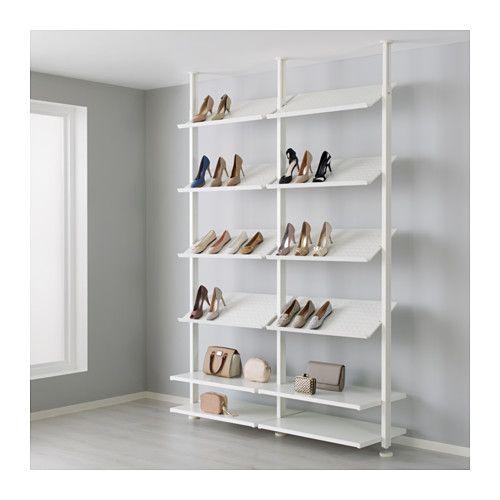 New Ikea White Shelves