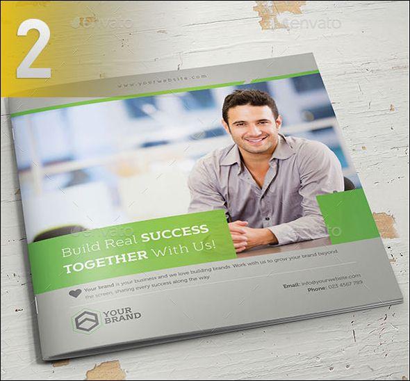 100 Free Premium Brochure Design Psd Templates Brochures