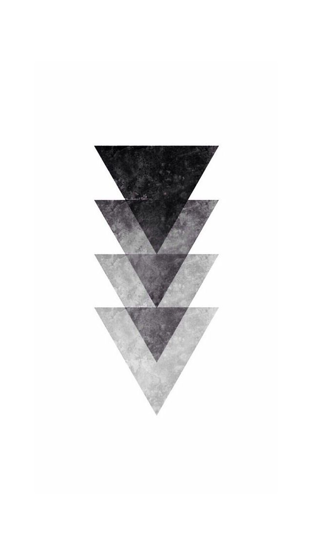 Abstract Triangle Wallpaper Iphone