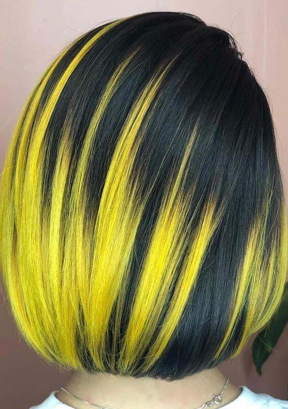 Lovely Modern Hair Colors