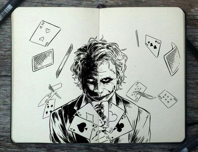Joker! HAHAHA ♡