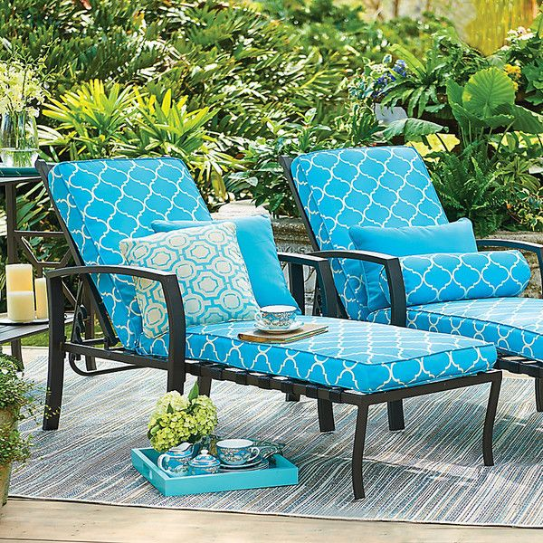 improvements ellicott metal single chaise lounge 200 a¤ liked