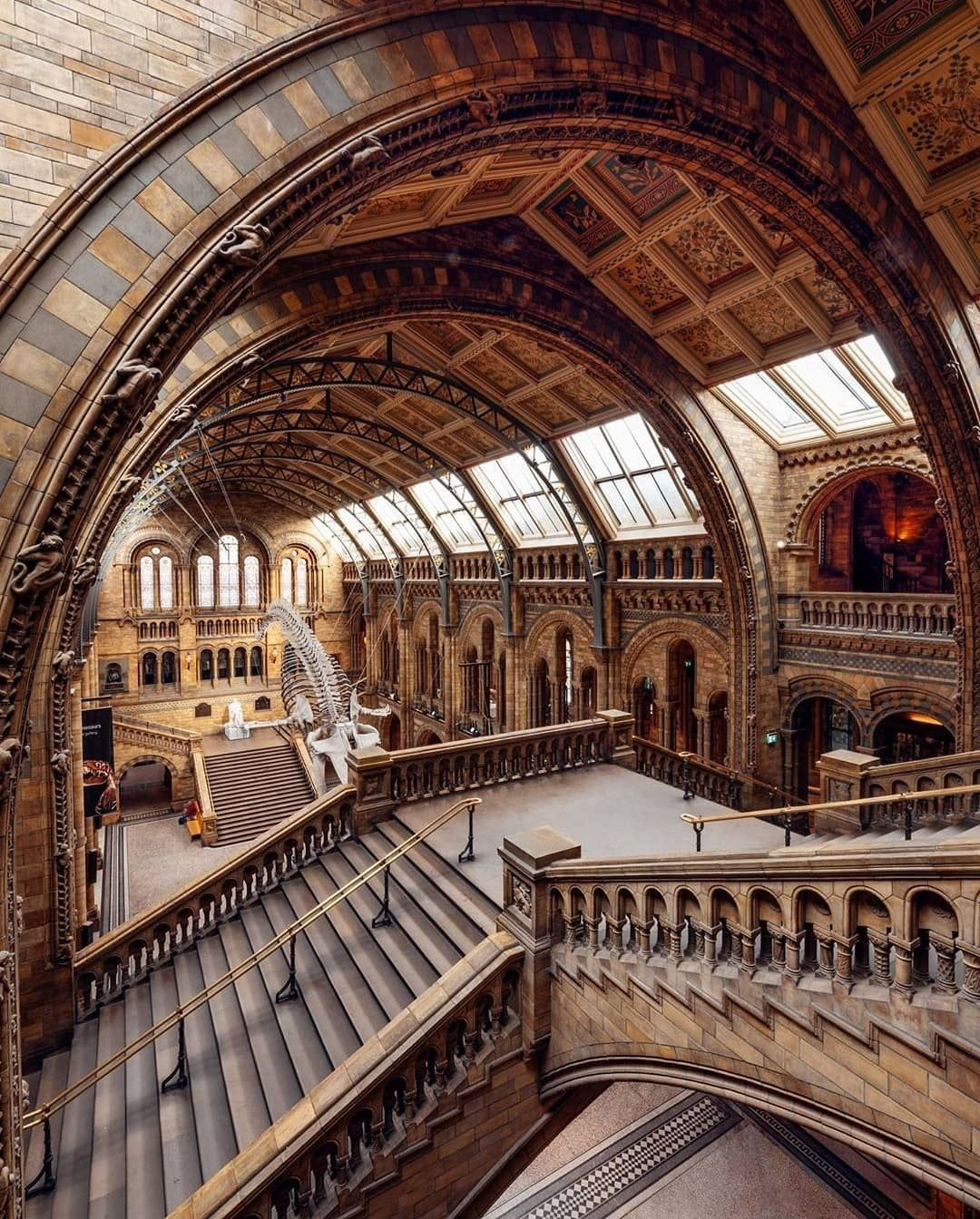 The Natural History Museum Beautifully Captured By Boundcast Have You Already Visited This Museum Itss In 2020 Visiting England Historical Architecture London