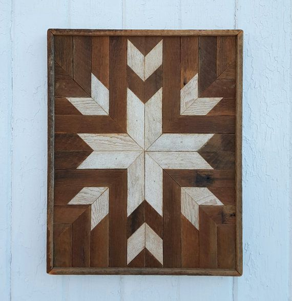 Wall Decoration by Wood