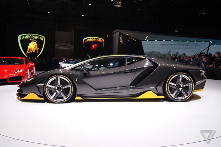 Awesome the New Lamborghini 2017