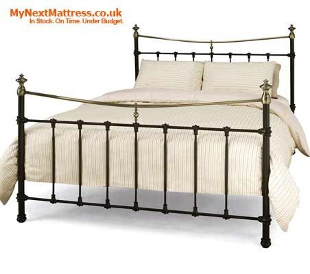 Serene Furnishings Edwardian Bedstead | Victorian Inspiration ...