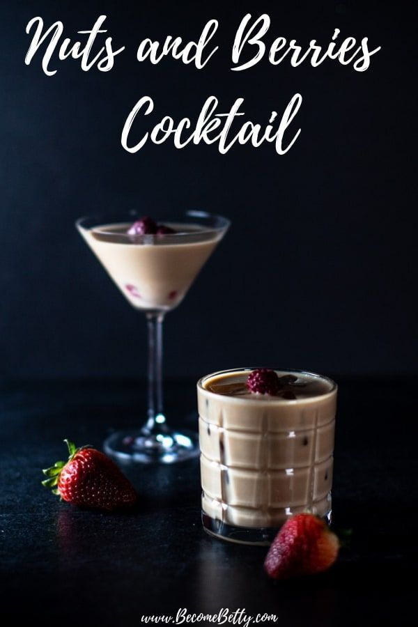 Photo of Nuts and Berries Cocktail