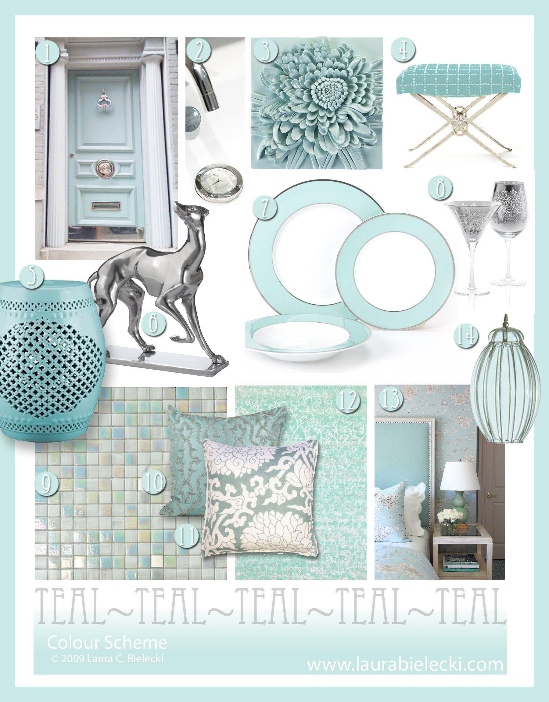 Accessoires Salle De Bain Couleur Aqua ~ aqua teal turquoise teal appeal pinterest
