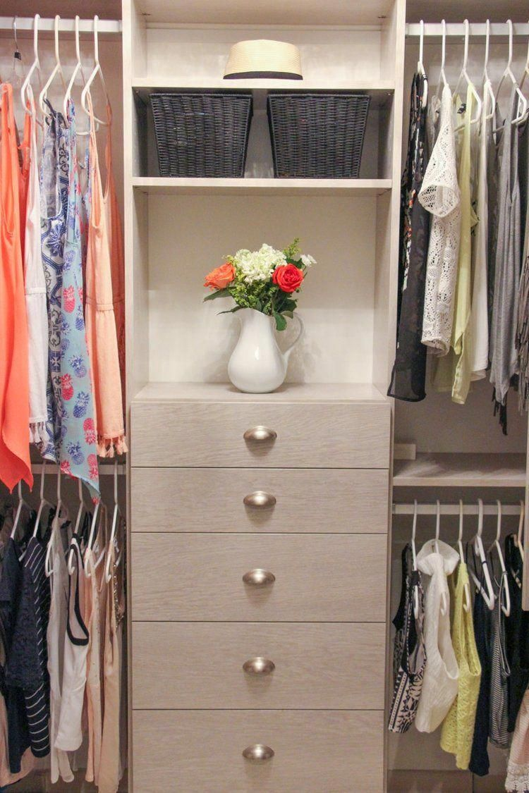 Small Custom Closet Ideas Closet Built In Drawers Cupped