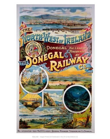 The Donegal Railway North West of Ireland Products