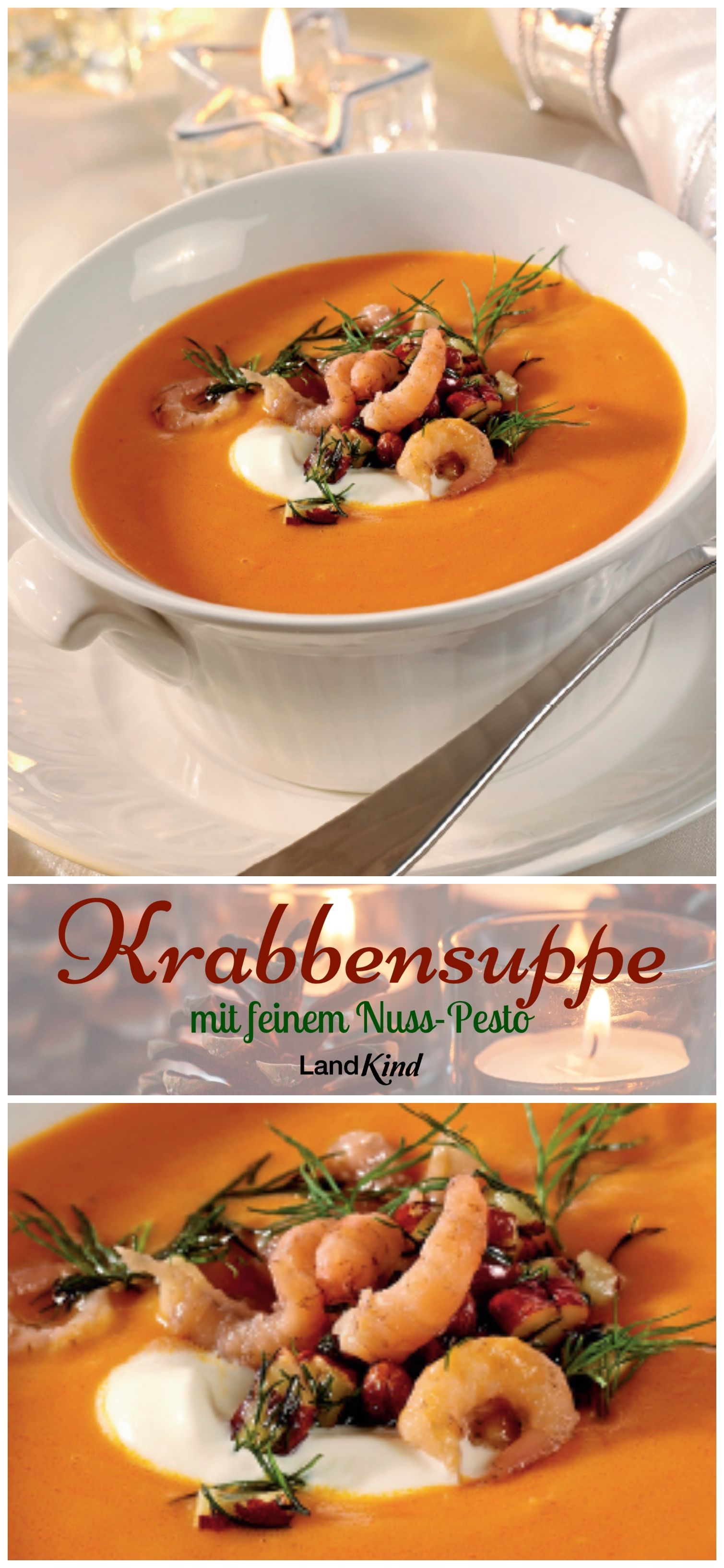 Photo of This soup not only convinces with its fine taste …