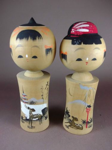 Best Of Vintage Wooden Dolls