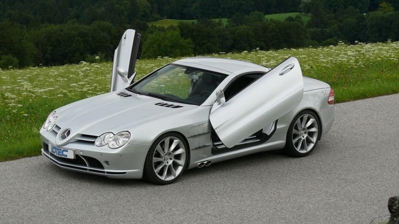 Lotec Gmbh Hightec By Lotec Mercedes Benz Benz Carbonite