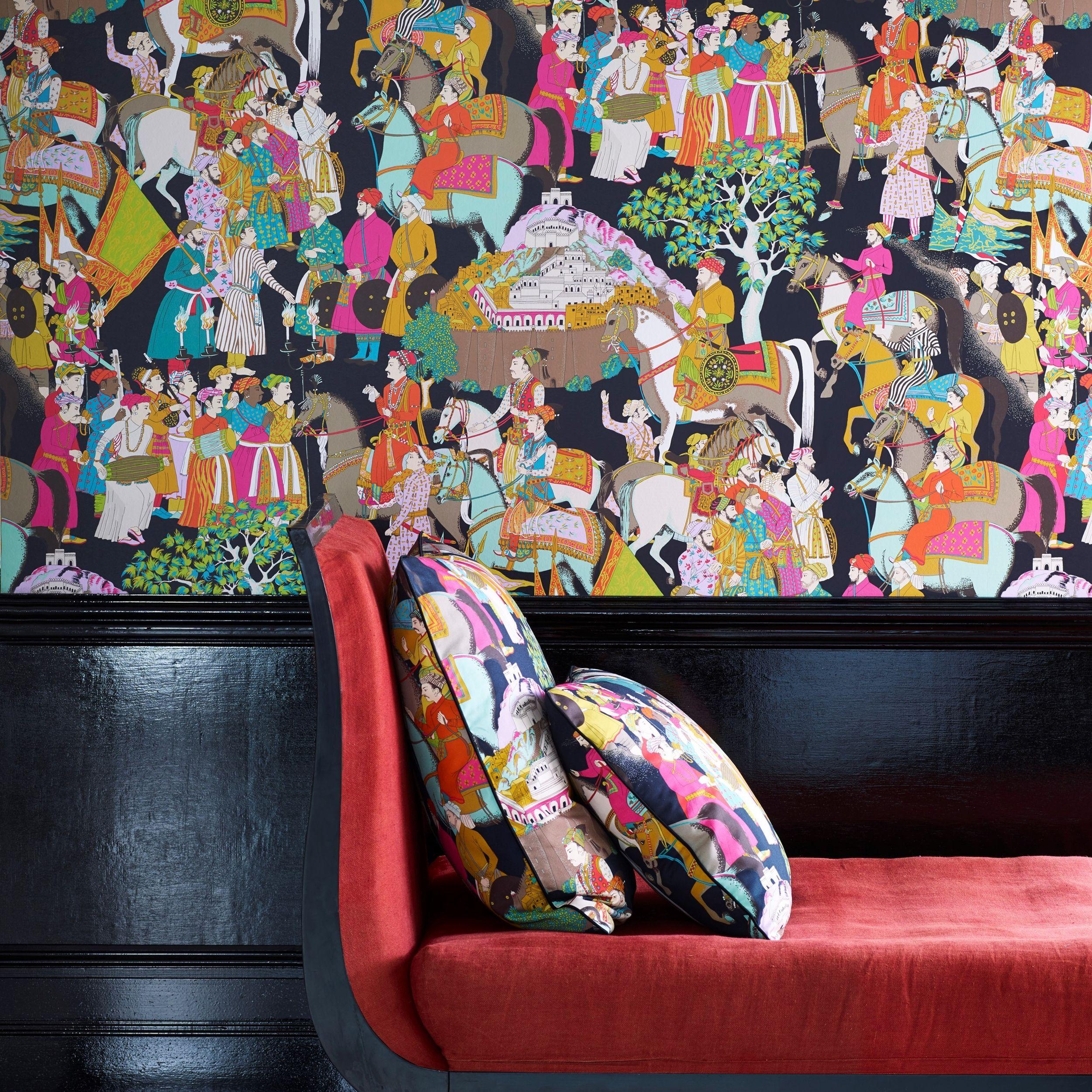 Ausgesuchte Tapeten und moderne Wandgestaltung im lineshop Retro Tapete und Kindertapeten ausdruckstarke Foto Tapete und Wandsticker Wandbilder und