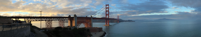 Triple Monitor Wallpaper, Golden Gate Bridge, Hd Wallpaper, Wallpaper Images Hd