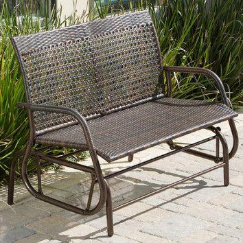 Home Loft Concept Kawaii Outdoor Swinging Bench Outdoor Bench