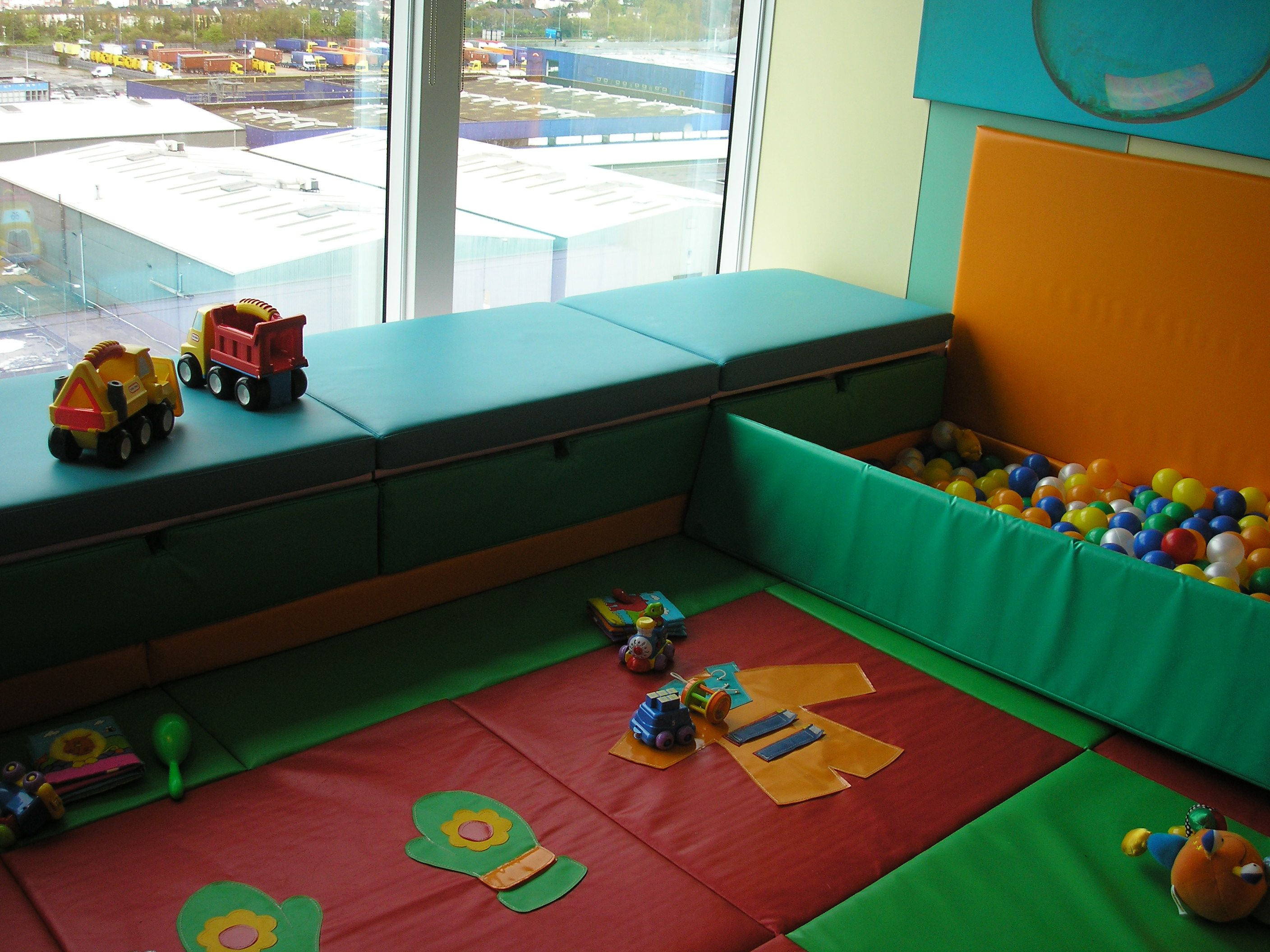 Soft Play Area P&O Cruising  Ventura