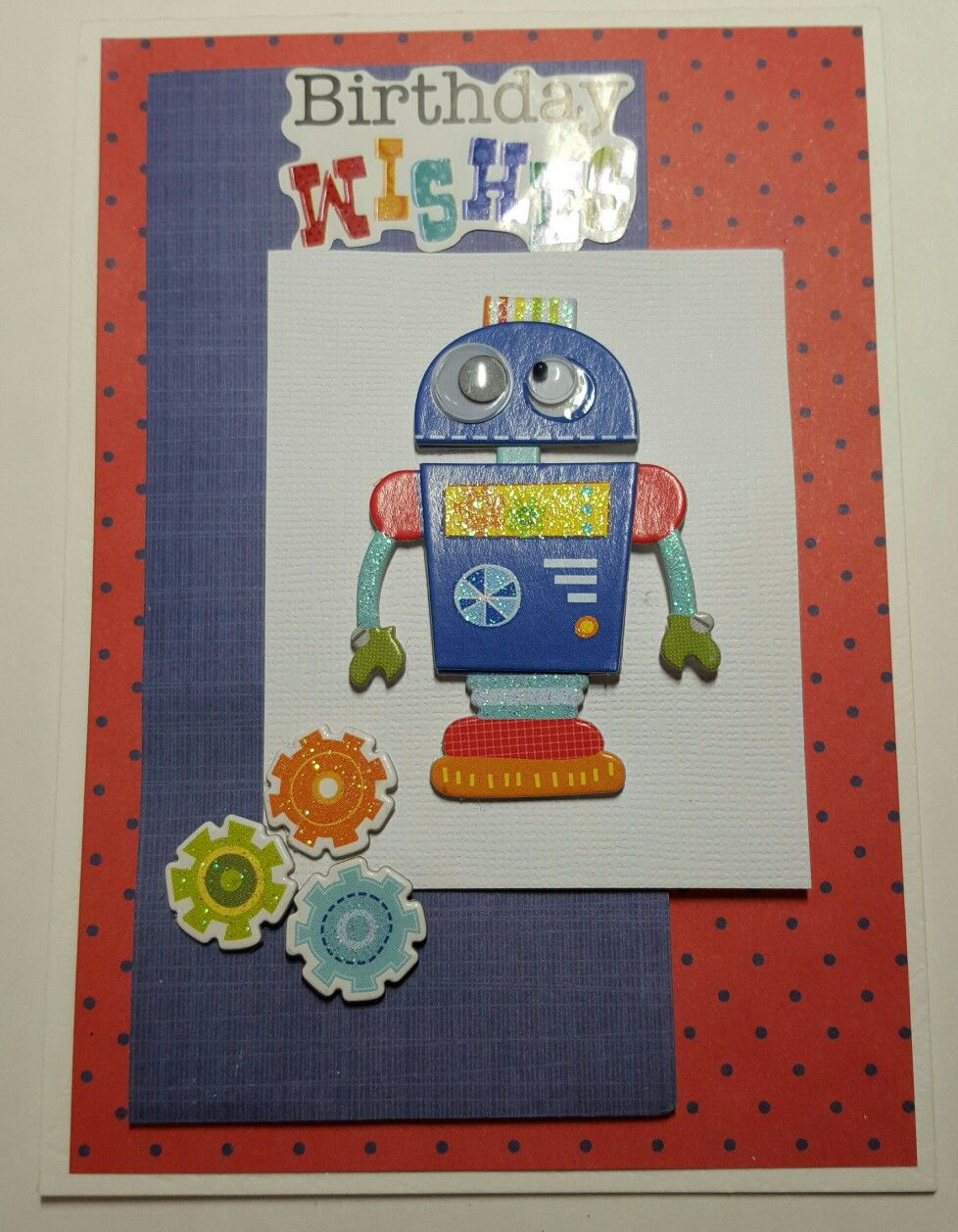 Cardmaking Ideas Good For Young Boys Bday Cards Card Making By Me