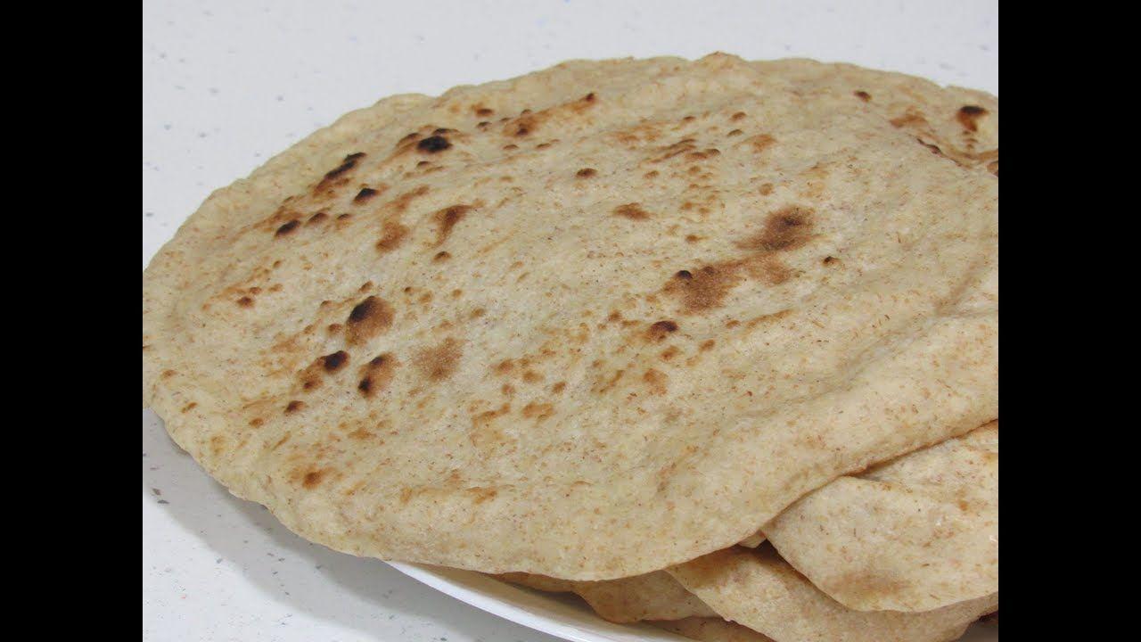 خبز عراقي صحي بدورن فرن و بدون تنور و طري و هش و رائع Recipes Food Bread