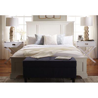 Home Styles Naples Queen Panel Bed & Reviews | Wayfair