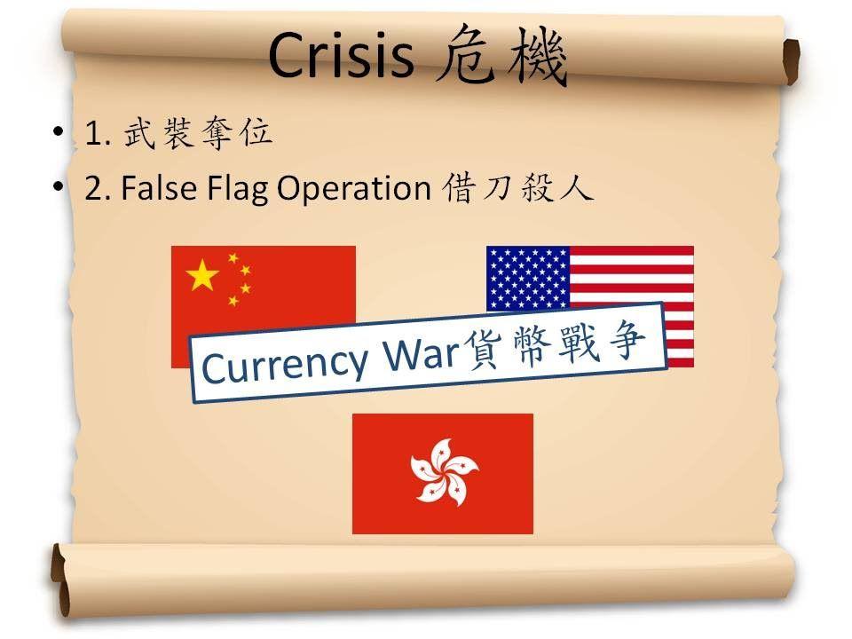 香港街巷心理戰 Part 2 解碼