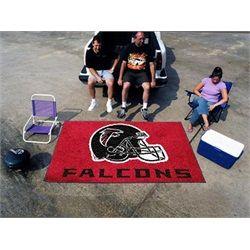 Atlanta Falcons Tailgate Area Rug 5' x 6'