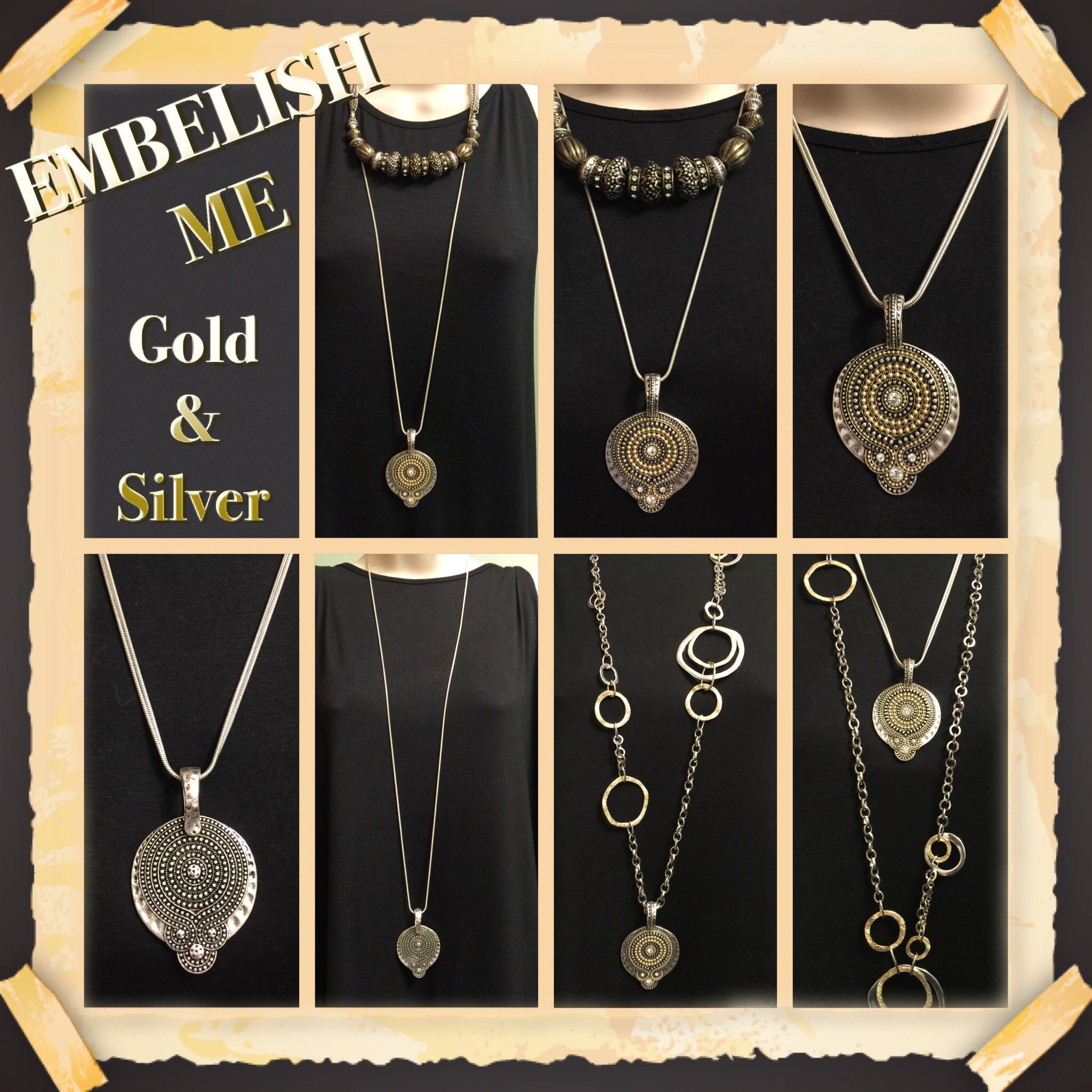 Premier designs jewelry 2015 - Premier Designs Embellish Me Reversible For Gold And Silver
