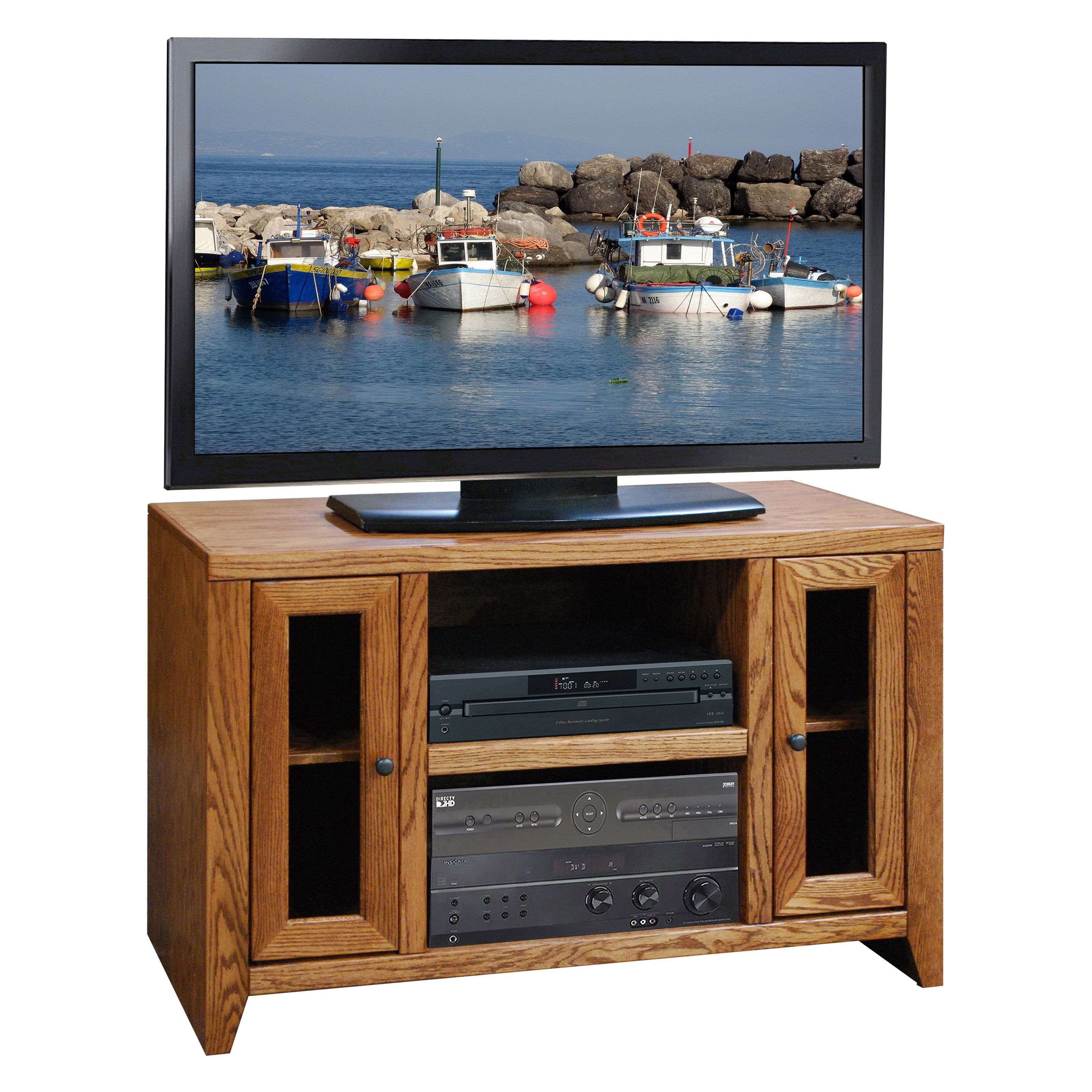 Lovely 42 Tv Cabinet with Doors