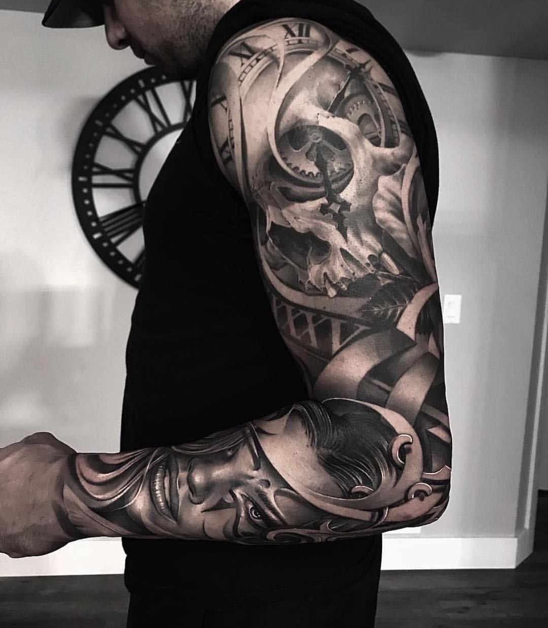 Story Sleeve Tattoo: Tattoo.artists On Somegram • Posts, Videos & Stories