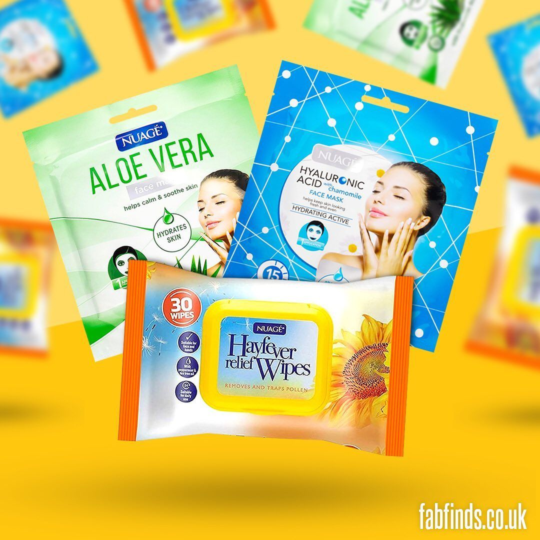 Check Out Our Range Of Nuage Products From Wipes To Face Masks Keep Clean Hydrated Shop Now At Fabfinds Co Uk Nuage Shopatfabfinds Hayfever Facemasks I 2020