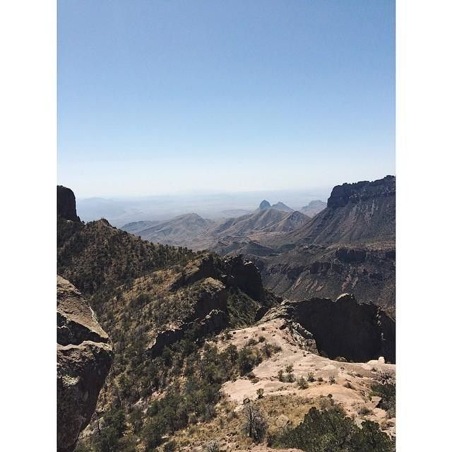 Big Bend National Park Area | Texas Cities | TravelTex - It's like a WHOLE OTHER COUNTRY  #BigBendNationalPark