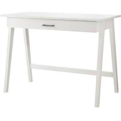 White Small Desk Recherche Google With Images White Desks