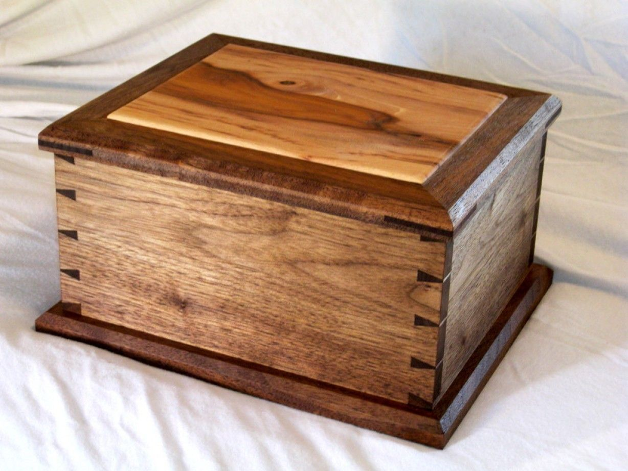 Download Make Small Wooden Jewelry Box Plans Diy Wooden ...