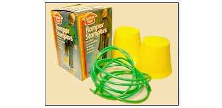 Romper Stompers - one of my favourite toys