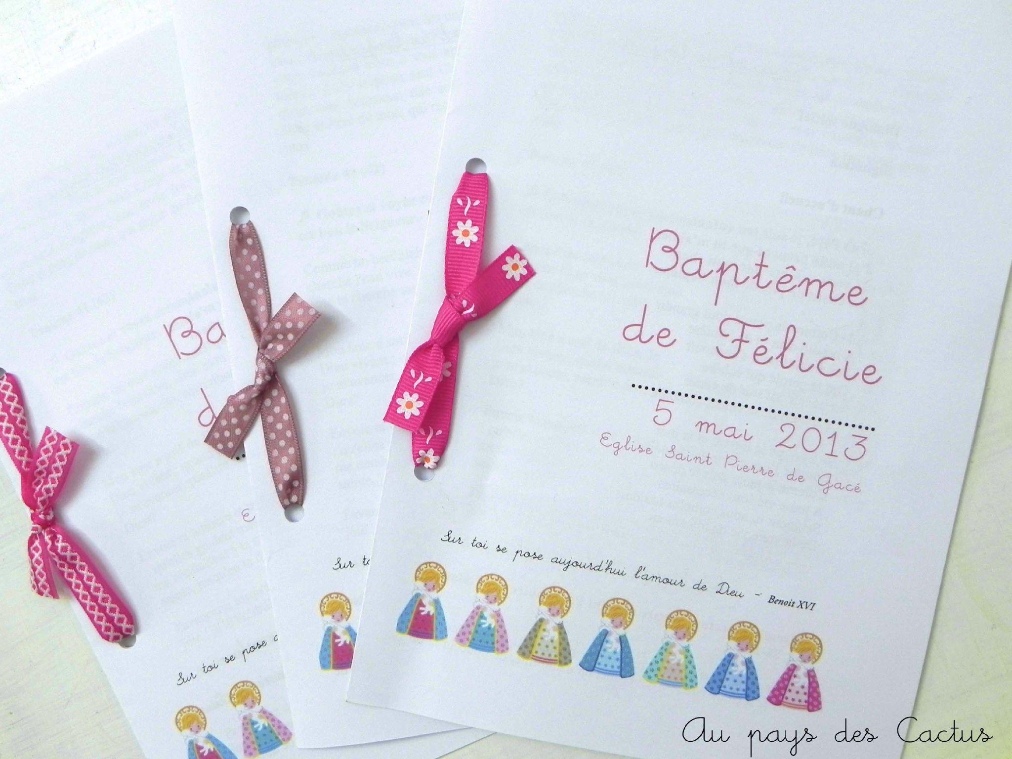 1000 images about baptme on pinterest - Modle Livret De Messe Mariage Gratuit