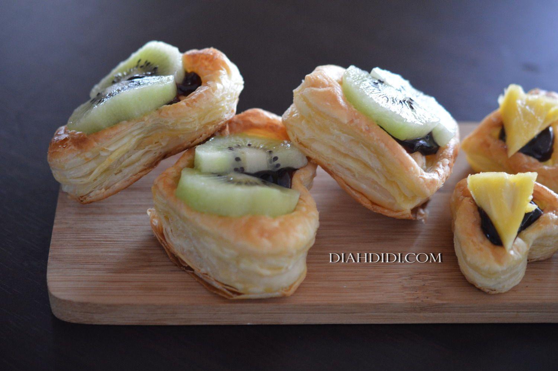 Tips Membuat Puff Pastry Aneka Isi Makanan Dan Minuman Makanan Enak Resep Sarapan