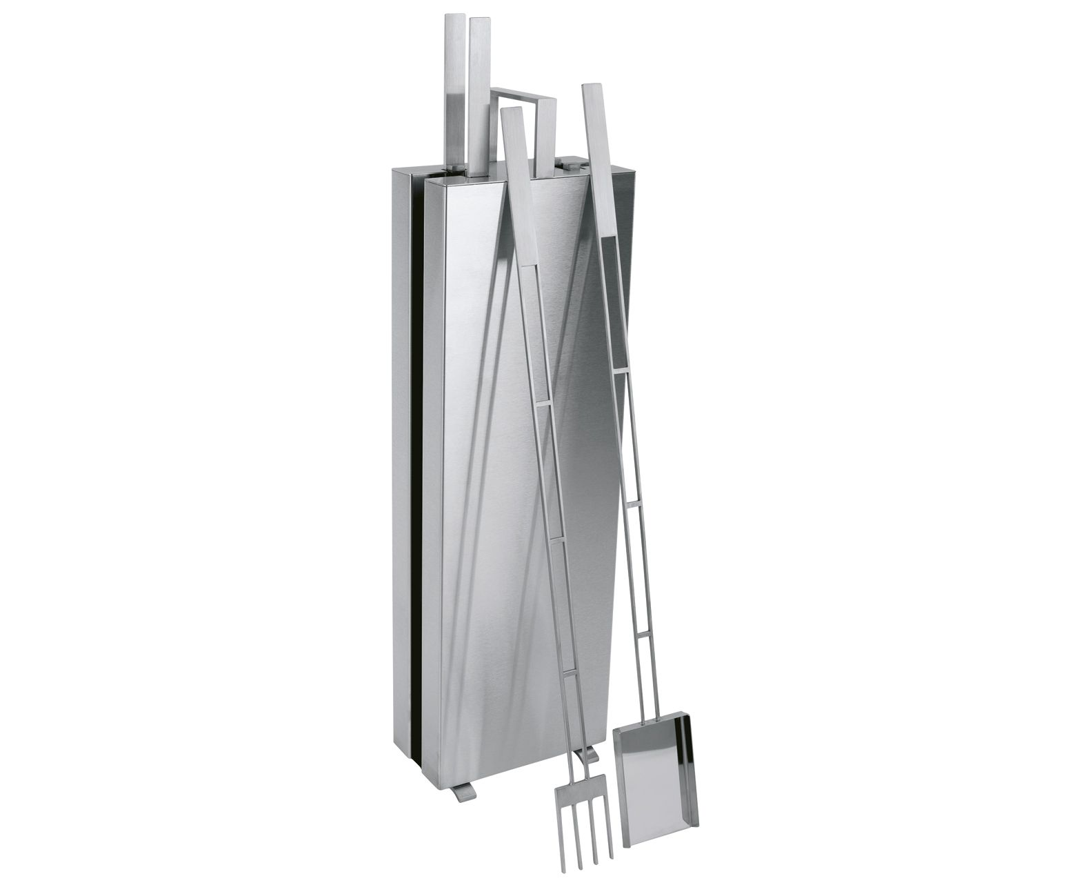finnish design fireplace set made from stainless steel buy at www