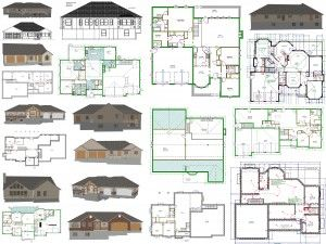 Free House Plans And Blueprints