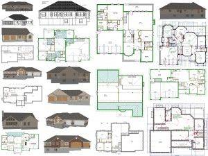 проект домов в майнкрафте схемы #6